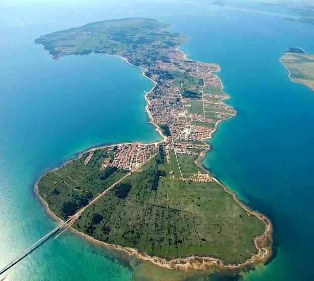 Građevinsko zemljište 3827 m2 na Viru, Zadar *700 m OD MORA* *POGLED MORE*