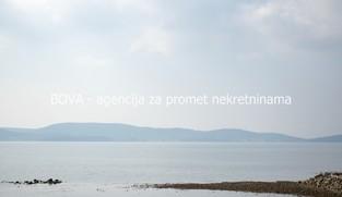 Građevinsko zemljište 1000 m2 u Sukošanu, Zadar *DRUGI RED OD MORA*