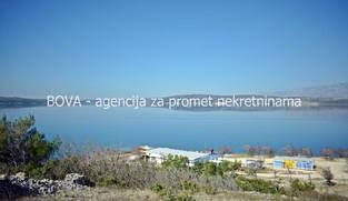 Građevinsko zemljište 425 m2 u Novigradu, Zadar *100 m OD MORA* *POGLED MORE* *SA PROJEKTOM*