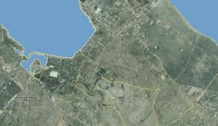 Građevinsko zemljište 900 m2 u Grbama, Zadar *500 m OD PLAŽE* *SNIŽENO*