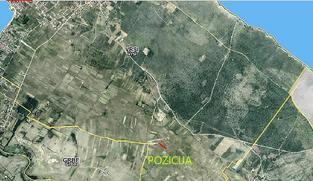 Poljoprivredno zemljište 2572 m2 u Vrsima, Zadar