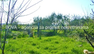 Građevinsko zemljište 639 m2 u Vrsima, Zadar *POGLED MORE* *PRILIKA*