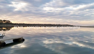 Građevinsko zemljište 322 m2 u Vrsima, Zadar *POGLED MORE* *PRILIKA*