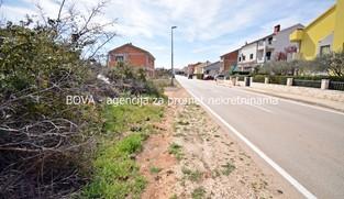 Građevinsko zemljište 631 m2 na Novom Bokanjcu, Zadar *PRILIKA*