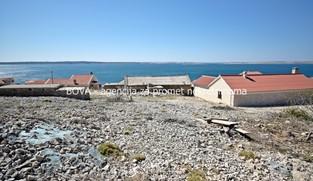 Građevinsko zemljište 508 m2 u Rtini, Zadar *PANORAMSKI POGLED MORE* 250 m OD PLAŽE*