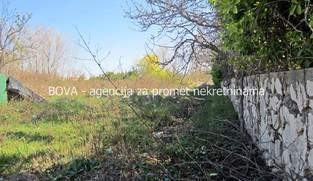 Građevinsko zemljište 1031 m2 u Vrsima, Zadar *90 m OD PLAŽE* *POGLED MORE* *SNIŽENO*