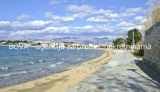 4 građevinska zemljišta u Vrsima, Zadar *300 m OD PLAŽE* *POGLED MORE* *AKCIJA*
