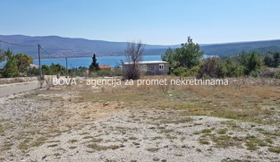 Građevinsko zemljište 500 m2 u Pridragi, Zadar *400 m OD MORA* *POGLED MORE*  (ID-1816)