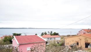 Dvojna kuća 70 m2 u Rtini, Zadar *250 m OD MORA* *POGLED MORE*
