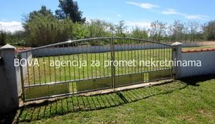 Građevinsko zemljište 400 m2 u Vrsima, Zadar *50 m OD PLAŽE*