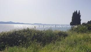 Građevinsko zemljište 2100 m2 u Arbanasima, Zadar *PRVI RED DO MORA*