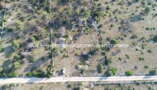 Građevinsko zemljište 8800 m2 na Viru, Zadar *200 m OD MORA* *POGLED MORE* *SNIŽENO*  (ID-1878)