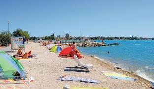Građevinsko zemljište 400 m2 u Vrsima, Zadar *POGLED MORE*