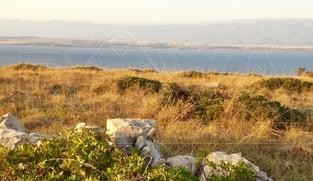 Poljoprivredno zemljište 300 m2 na Viru, Zadar *POGLED MORE* *SNIŽENO*