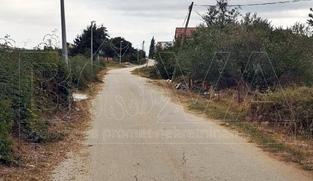 Građevinsko zemljište 600 m2 u Turnju, Zadar *600 m OD MORA*