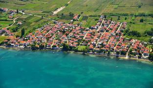 Građevinsko zemljište 630 m2 u Vrsima, Zadar *100 m OD MORA* *PRILIKA*