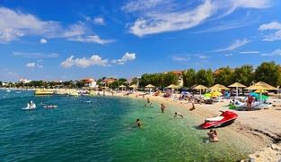 Građevinsko zemljište 786 m2 u Vrsima, Zadar *250 m OD MORA* *PRILIKA*