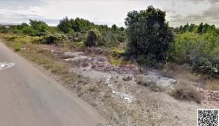 Građevinsko zemljište 405 m2 u Vrsima, Zadar *300 m OD PLAŽE*  (ID-1975)