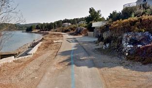 Građevinsko zemljište 852 m2 – Kukljica *PRVI RED DO MORA*  (ID-2011)