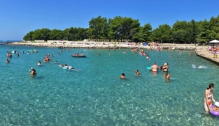Građevinsko zemljište 600 m2 na Viru, Zadar *100 m OD MORA* *POGLED MORE* *ISPOD CIJENE*  (ID-1831)