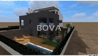 Apartman  85 m2 i 87 m2  – Vrsi *Bazen*  (ID-2051)