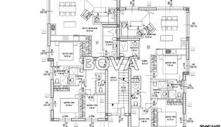 Dvoetažni apartman  135 m2 i 132 m2  – Vrsi *Bazen*  (ID-2052)