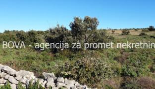 Poljoprivredno zemljište 12500 m2 na Viru *POGLED MORE* *PRILIKA*  (ID-1694)
