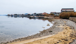 Građevinsko zemljište 800 m2 na otoku Pašmanu, Zadar *PRVI RED DO MORA*  (ID-1678)