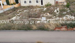 Građevinsko zemljište 400 m2 u Posedarju, Zadar *450 m OD PLAŽE*  (ID-1673)