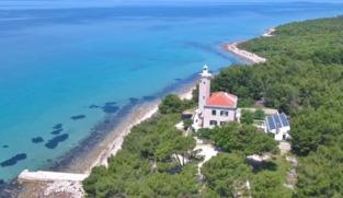Poljoprivredno zemljište 8600 m2 na Viru, Zadar *PRVI RED DO MORA*  (ID-1900)
