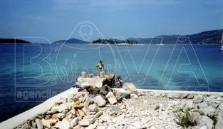 Samostojeća kuća 72 m2 na otoku Žižanj, Zadar *PRVI RED DO MORA*