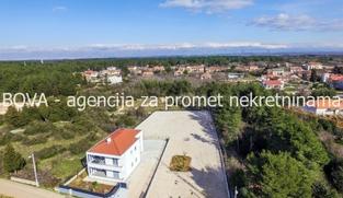 Građevinsko zemljište 1388 m2 u Kožinu, Zadar *POGLED MORE* *650 m od PLAŽE*