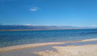 Poljoprivredno zemljište 419 m2 na Viru, Zadar *190 m OD MORA* *POGLED MORE* *PRILIKA*