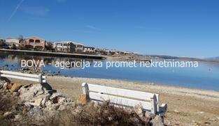 Poljoprivredno zemljište 690 m2 na Viru, Zadar *200 m OD MORA* *POGLED MORE* *PRILIKA*
