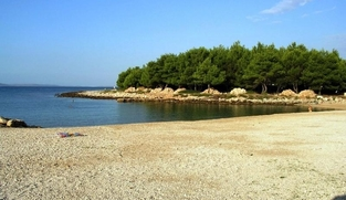 Poljoprivredno zemljište 600 m2 na Viru, Zadar *500 m OD PLAŽE* *POGLED MORE*