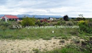 Građevinsko zemljište 500 m2 u Ljubču, Zadar *200 m OD MORA* *POGLED MORE*