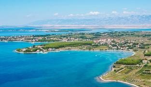Građevinsko zemljište 1132 m2 u Privlaci, Zadar *600 m OD MORA* *SNIŽENO*  (ID-1568)