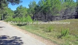 Građevinsko zemljište 890 m2 u Privlaci, Zadar *200 m OD MORA*  (ID-1647)